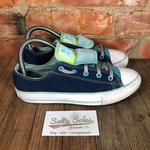 Converse All Star Dual Tongue Youth Size 3